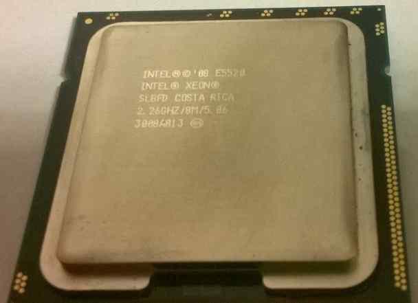 процессор Intel Xeon 5520