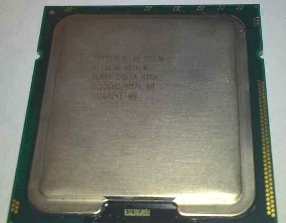 процессор Intel Xeon 5506