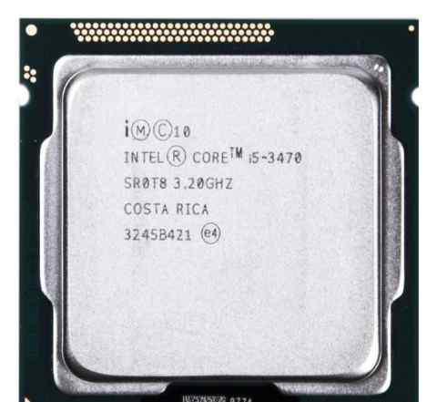 Процессор Intel Core i5 3470 LGA1155