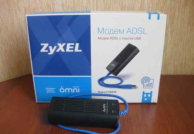 Zyxel Prestige 630S EE, adsl-модем, USB