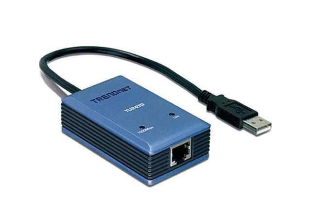 Trendnet TU2-ETG (V1.3) USB 2.0 LAN 1Gbt Win 7/8