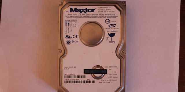 Maxtor DiamondMax 10+ 200Gb IDE (6L200P0)