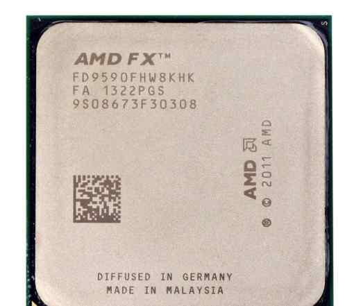 Процессор AMD FX-9590 8 ядер 4700 мгц