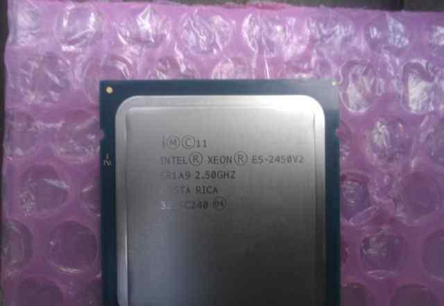 Cup Intel Xeon e5-2450v2