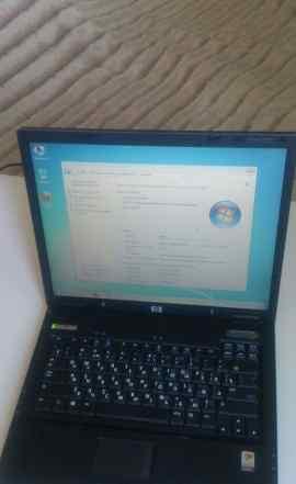 Ноутбук HP nx6310 рабочий