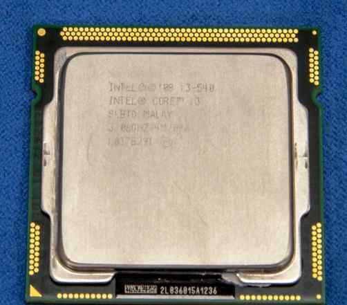 Intel Core i3 540 3.06 GHz LGA1156