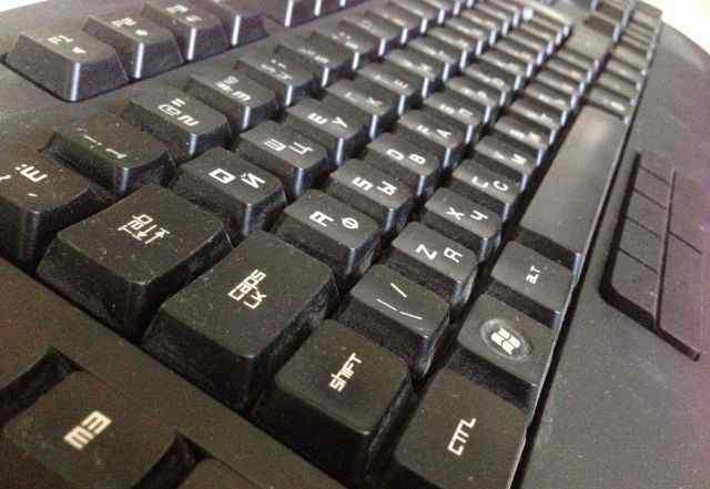 Игровая клавиатура razer anansi