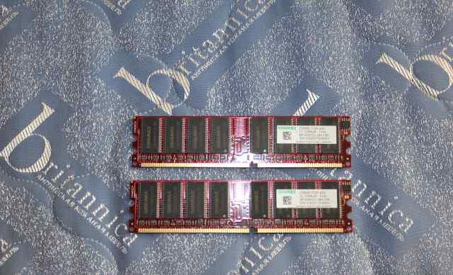 Kingmax DDR400 2x256MB