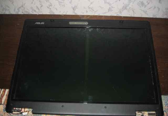Матрица с крышкой от ноутбука Asus F7Z