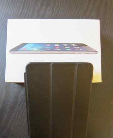 iPad mini 128Gb Wi-Fi (ростест) + smartcase