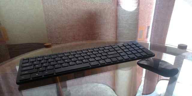 Беспроводные клавиатура и мышь