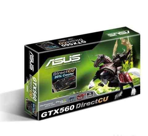 Asus GTX560 1GB DDR5