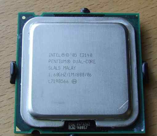 Intel pentium dual core e2140 1.8ghz 1mb fsb800