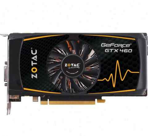 Nvidia Geforce GTX460 Zotac
