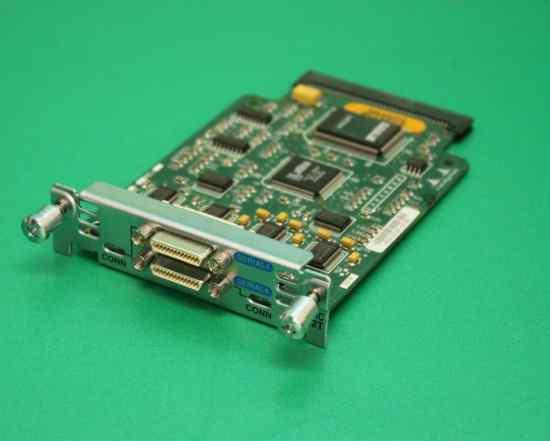 Моду Cisco WIC-2T