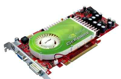Nvidia GeForce 6800 GS Palit 256 MB PCI-E 16x