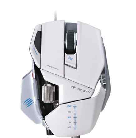 Новая Mad Catz R. A. T.7 Gaming Mouse