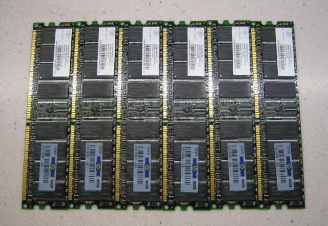 HP Nanya 256Mb DDR1 400MHz