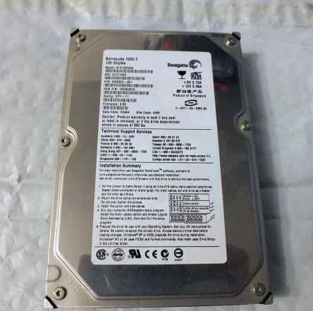 Seagate Barracuda 7200.7 120Gb IDE