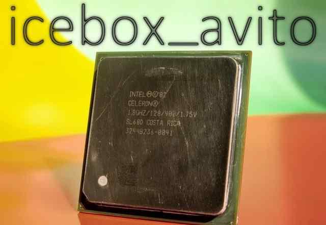 Intel Celeron 1.8 (SL68D)