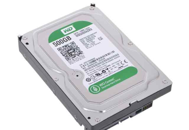 Western Digital Caviar Green 3.5