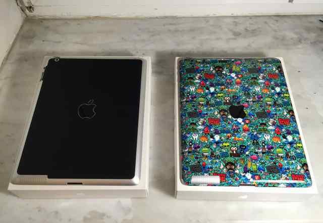 iPad 2 64gb Black (черный) Wi-Fi+ 3G