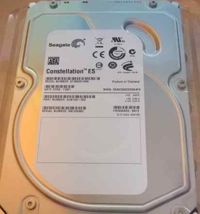 Seagate Constellation ES ST3500514NS