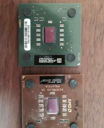 AMD Sempron 2300+ и AMD Athlon XP 2200+