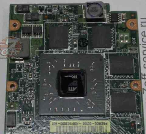 ATI Mobility Radeon X1600 256 Mb на Geforce Go6800