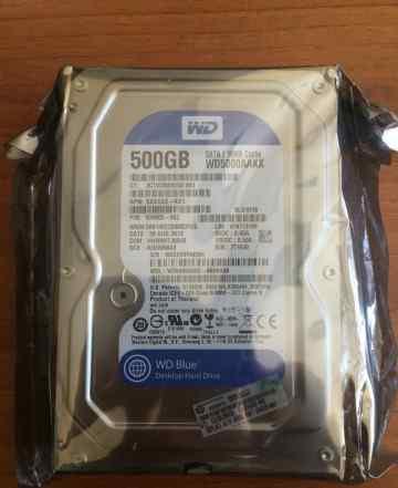Western Digital WD5000aakx 500 Гб новый