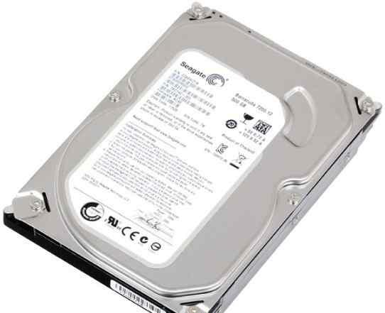 Жесткий диск HDD SATA 500Gb Seagate Barracuda