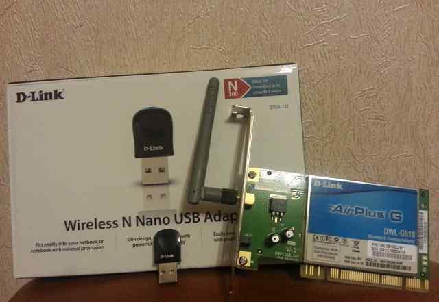 Wi-Fi-адаптер D-link