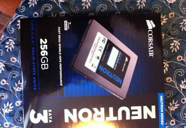 Продаю новый SSD диск 256гб 2.5