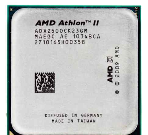 Процессор AMD Athlon II X2 250+ OEM SocketAM3