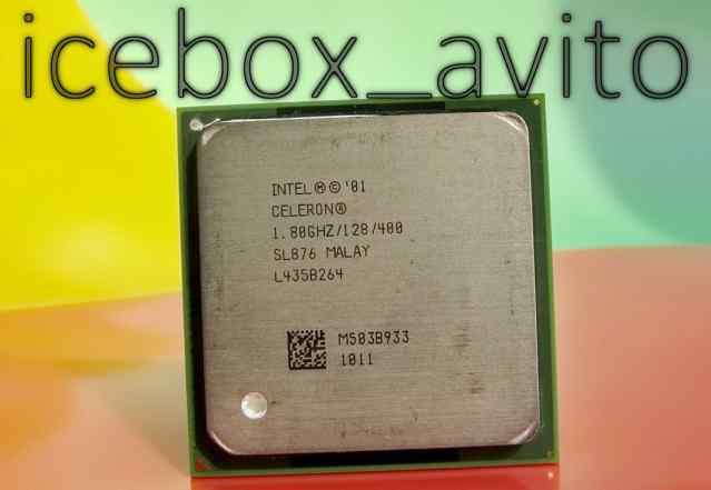 Intel Celeron 1.80A (SL876)