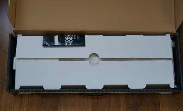 Quirky Spacebar Plastic, 6 USB, цвет белый