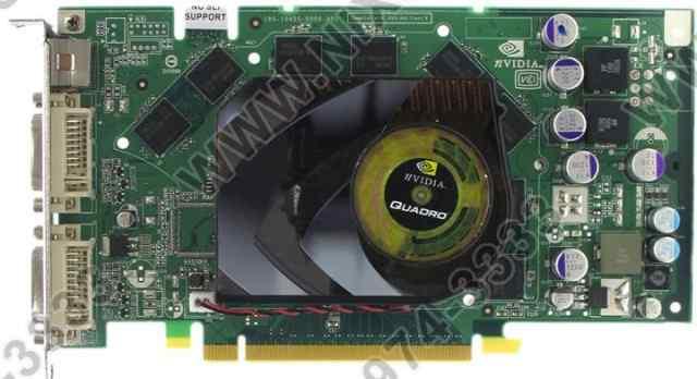 Профессиональная видеокарта Quadro FX 1500M
