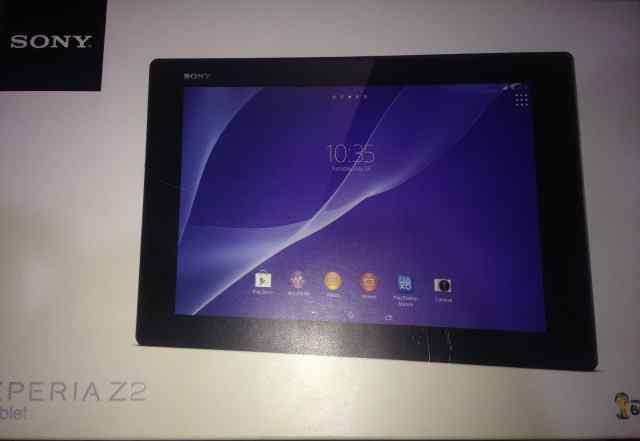 Sony z2 tablet wi-fi