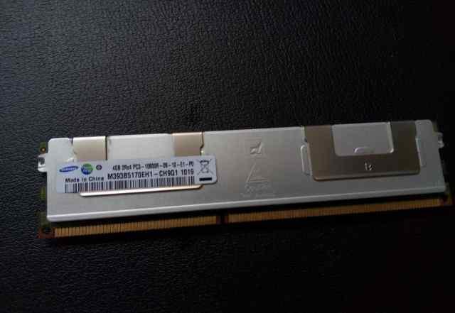 память 4GB PC3 10600R 2Rx4