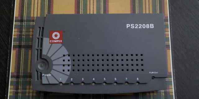 Коммутатор Compex PS2208B