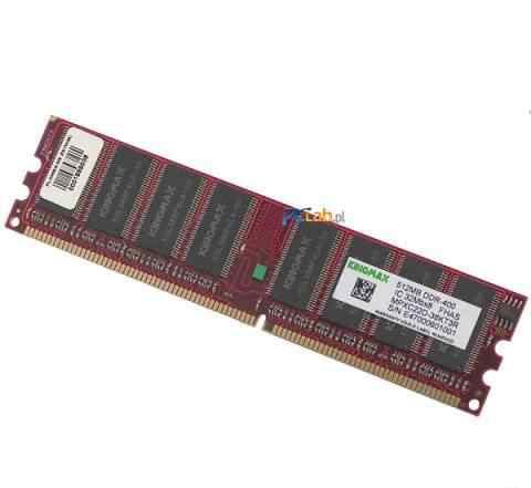 Оперативная память DDR 400 512 мб