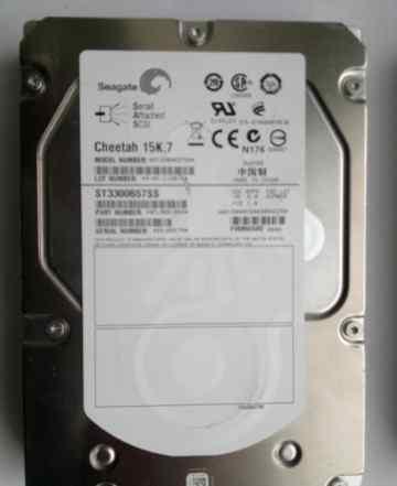 Seagate ST3300557SS HDD SAS 300Gb raid