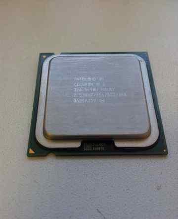 Процессор Intel Celeron D 326 2.53GHz, LGA775