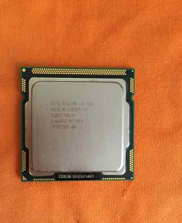 Процессор Intel Core i5-750