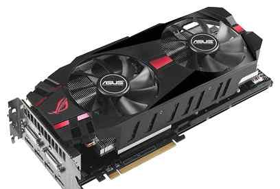 Asus Radeon R9 280X 950Mhz PCI-E3.0 3072Mb 6400Mhz