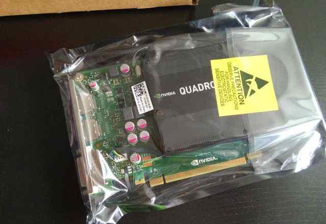 Видеокарта HP nvidia Quadro K2000 2GB(Новый)
