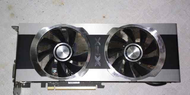 XFX HD 7950 DD (неисправная)