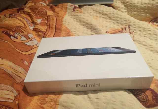iPad mini 16gb lte, не распечатанный