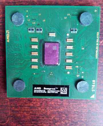 AMD Sempron 2400+ Thoroughbred. Зеленоград
