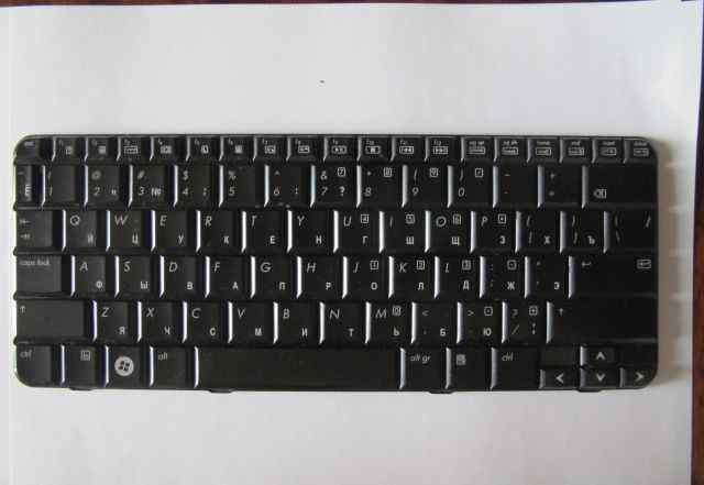 Клавиатура для ноутбука hp touchSmart tx2 бу